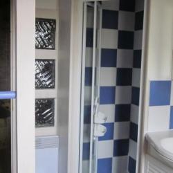 salle de bains (douche) GITE 1546