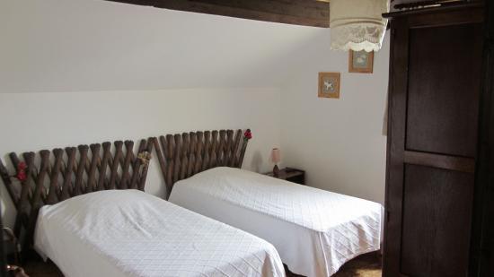 chambre ferme GITE 1546