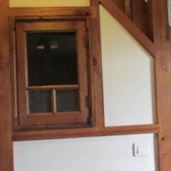 fenêtre WC GITE 1546