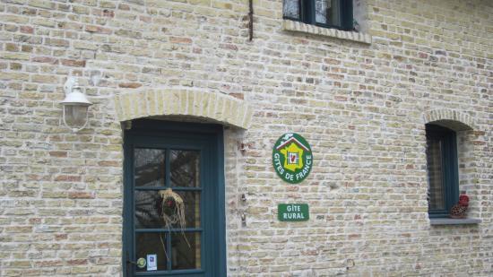 façade gite 1546