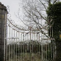 Ancien portail d'entrée